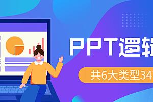 PPT逻辑美学,34节万能宝典