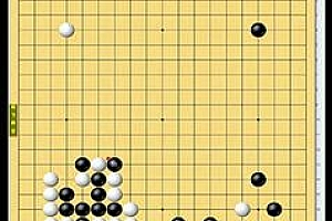围棋新手新型详解_围棋的入门视频教程_初学者之围棋攻略