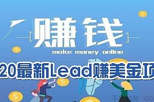 最新lead国外网赚项目2.0,在家日赚500刀美金