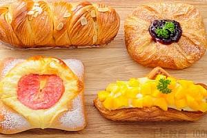 #最新巧手面包烘焙面包烘焙技术教程合集