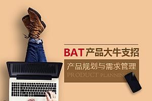 产品管理 BAT产品大牛教你做好产品规划与需求管理
