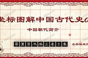 米字格老师 坐标图解中国古代史寒假班