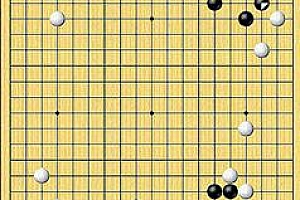 """陈博雅讲解围棋""""星位""""专题讲座_围棋星位定式_认识围棋棋盘中的星位"""