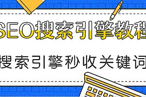 seo教程:让搜索引擎秒收的关键词布局(无水印)